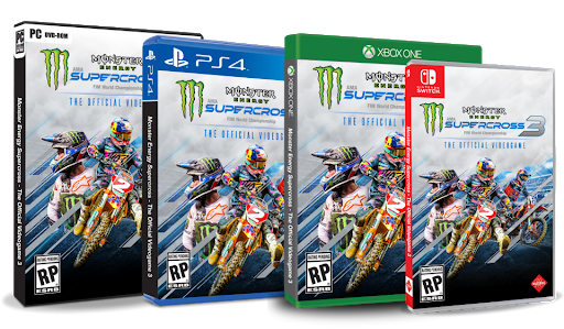 [TEST] Monster Energy Supercross 3 : enfin un jeu de SX (...)