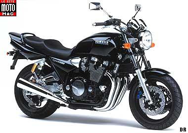 Yamaha 1300 Xjr Moto Magazine Leader De L Actualit 233 De