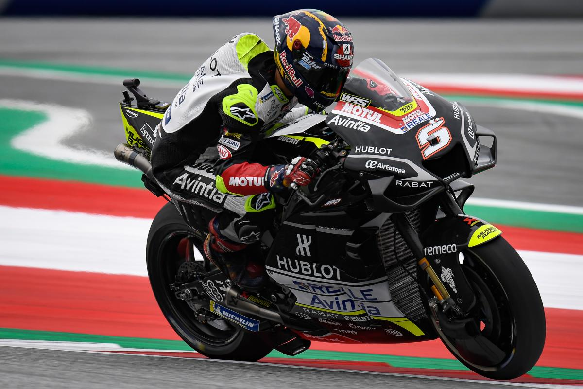 MotoGP : Johann Zarco durement sanctionné...