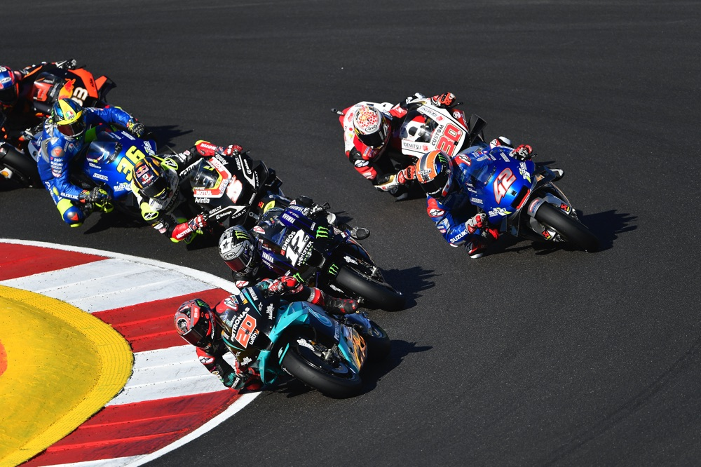 Saison MotoGP 2020 : Canal+ bat ses records d'audience