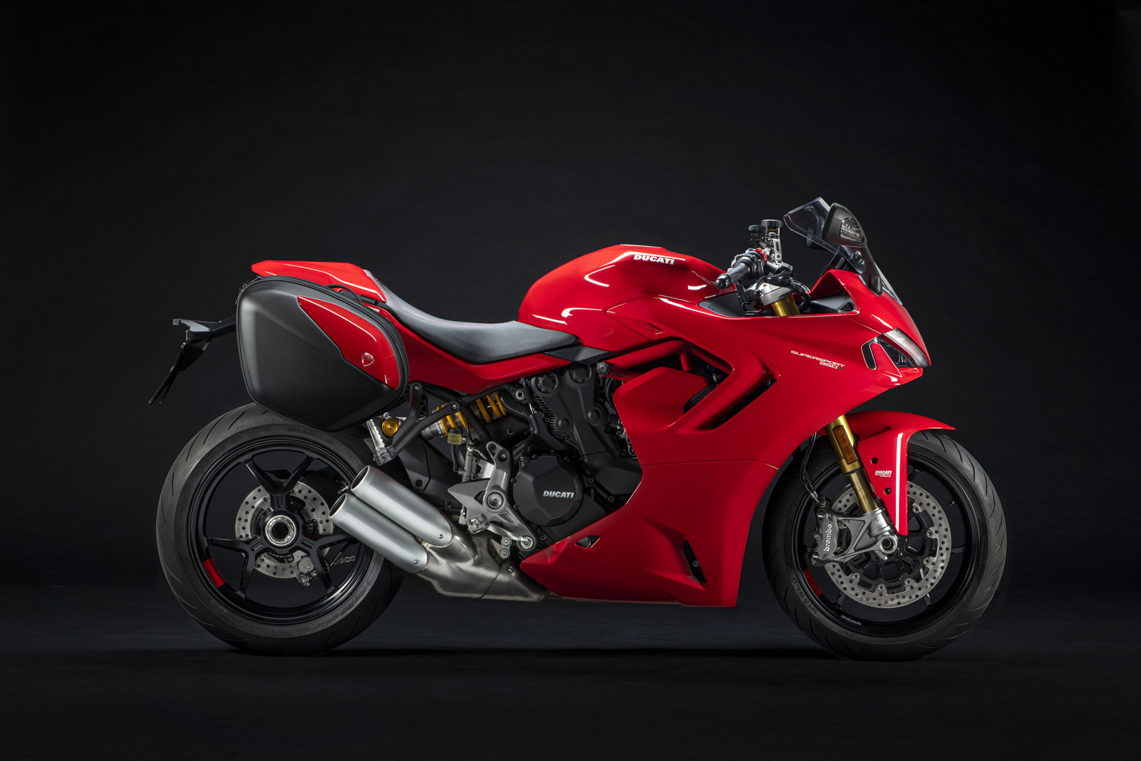 [VIDEO] La Ducati 950 Supersport S 2021 en essai