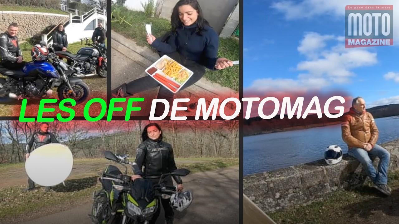 Le making off du comparo roadsters 700 est en (...)