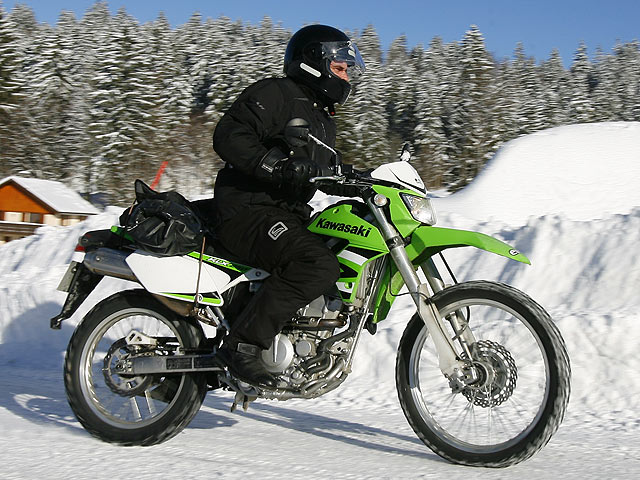 moto kawasaki 250 enduro