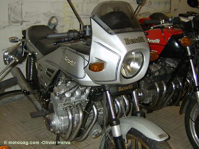Conduire une moto en italie
