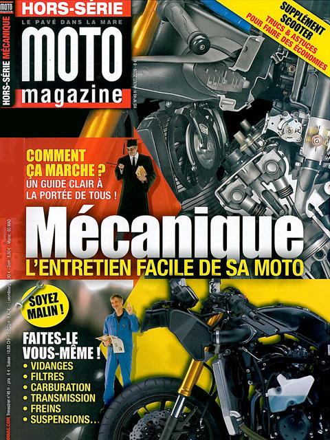 hors s rie m canique 2009 de moto magazine moto magazine leader de l actualit de la moto et. Black Bedroom Furniture Sets. Home Design Ideas