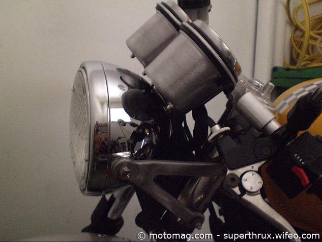 Transformer Sa Moto En Caf 233 Racer Les Accessoires