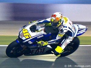 MotoGP du Qatar : Rossi veut un décalage horaire - Moto Magazine - leader de l'actualité de la ...