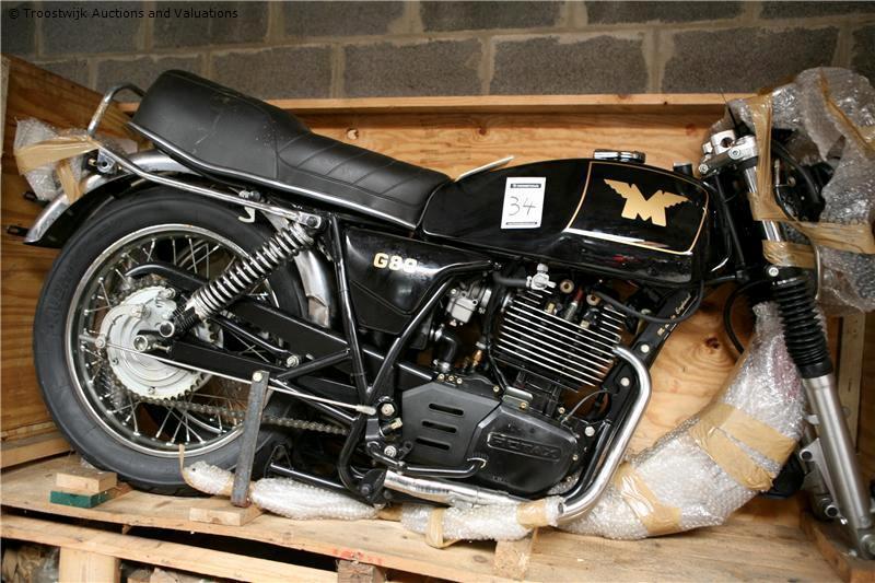 vente aux ench res tr sors vendre moto magazine leader de l actualit de la moto et du. Black Bedroom Furniture Sets. Home Design Ideas