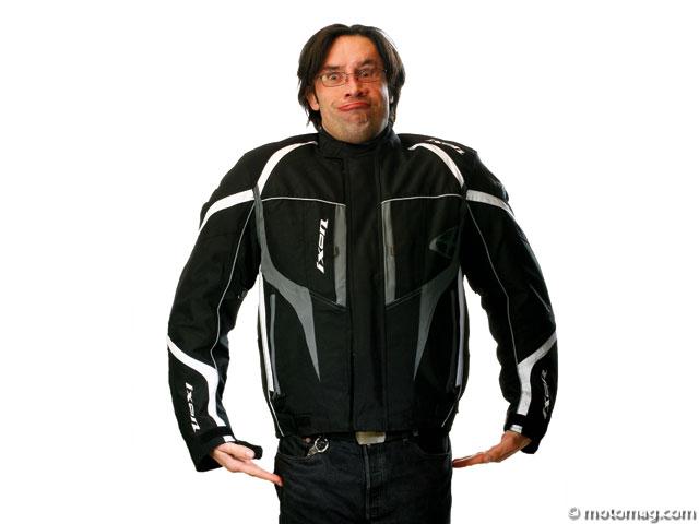 Bien choisir son blouson moto textile