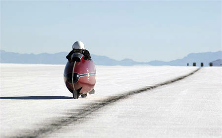 """Burt Munro - L'Indian la plus rapide du (...)"