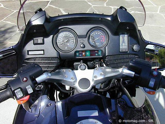 bmw r 1150 rt - moto magazine - leader de l'actualité de la moto