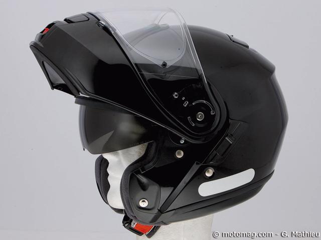 Comparatif 10 Casques Modulables Moto à Lessai Moto Magazine
