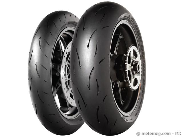 pneu moto dunlop d212 gp pro homologu route destin aux moto magazine leader de l. Black Bedroom Furniture Sets. Home Design Ideas