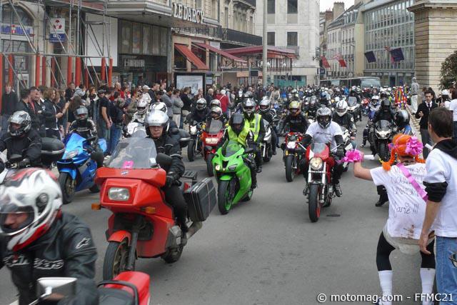 appel du 18 juin 350 motards dijon moto magazine leader de l actualit de la moto et du. Black Bedroom Furniture Sets. Home Design Ideas