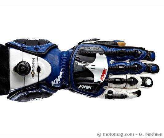 gants sport moto knox handroid des allures d alien moto magazine leader de l actualit de. Black Bedroom Furniture Sets. Home Design Ideas
