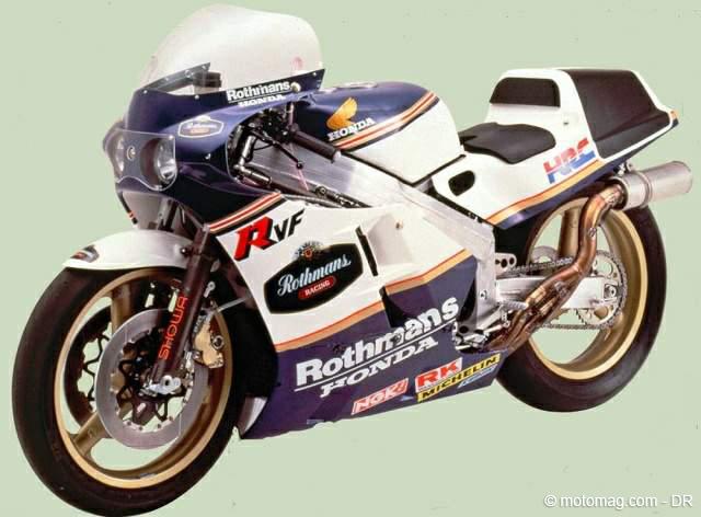 moto honda rc30