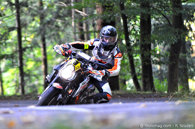 Moto Tour 2013, finale : Toniutti second