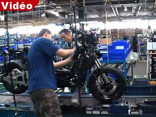 Saint-Quentin : Yamaha made in France
