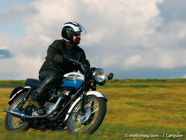 triumph bonneville t 120 moto magazine leader de l actualit de la moto et du motard. Black Bedroom Furniture Sets. Home Design Ideas