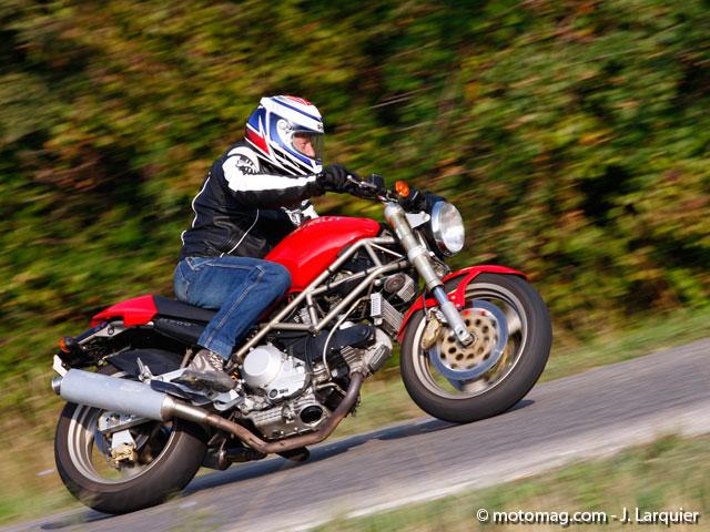 Ducati La Saga Mostro Et Monster 1993 2009 Moto Magazine