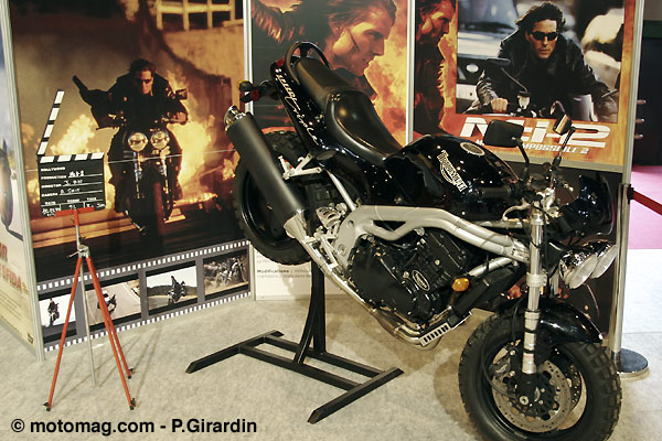 Mission Impossible 2 (2000) et la Speed Triple