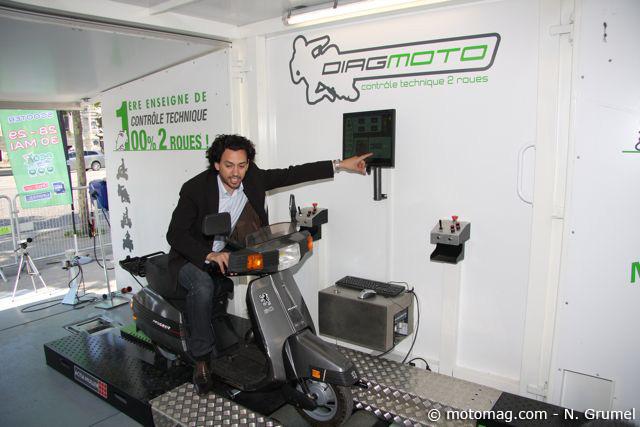 contr le technique moto la guerre des enseignes fait d j moto magazine leader de l. Black Bedroom Furniture Sets. Home Design Ideas
