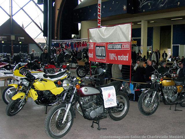 Salon moto de charleville 08 le retour aux sources - Salon moto charleville ...