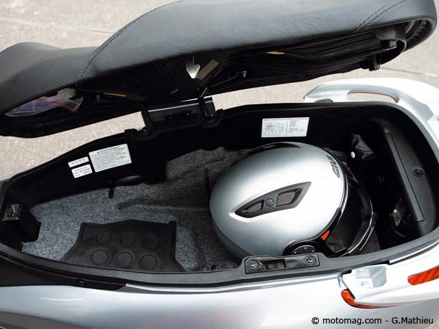 honda 125 s wing moto magazine leader de l actualit de la moto et du motard. Black Bedroom Furniture Sets. Home Design Ideas