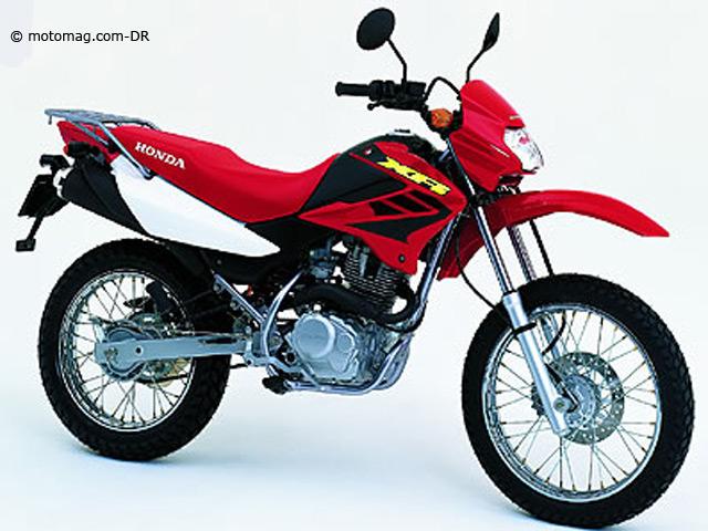 honda xr 125 l moto magazine leader de l actualit de la moto et du motard. Black Bedroom Furniture Sets. Home Design Ideas