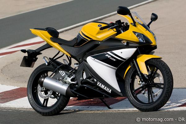yamaha yzf 125 r moto magazine leader de l actualit de la moto et du motard. Black Bedroom Furniture Sets. Home Design Ideas