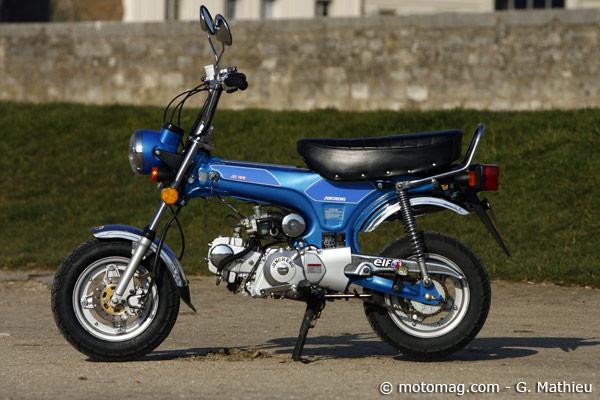 jincheng 125 jc dax revival moto magazine leader de l actualit de la moto et du motard. Black Bedroom Furniture Sets. Home Design Ideas