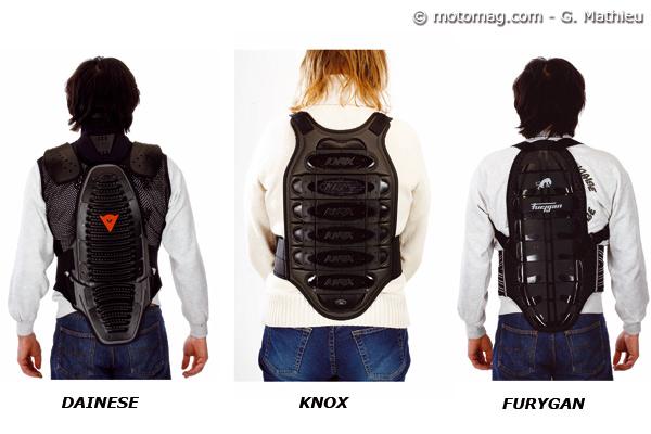 dorsale hein gericke back pack protection low moto magazine leader de l actualit. Black Bedroom Furniture Sets. Home Design Ideas
