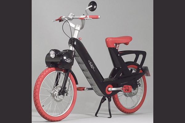 e solex le design lectrique moto magazine leader de l actualit de la moto et du motard. Black Bedroom Furniture Sets. Home Design Ideas