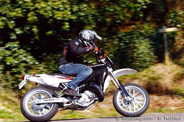 husqvarna 125 sms moto magazine leader de l actualit de la moto et du motard. Black Bedroom Furniture Sets. Home Design Ideas