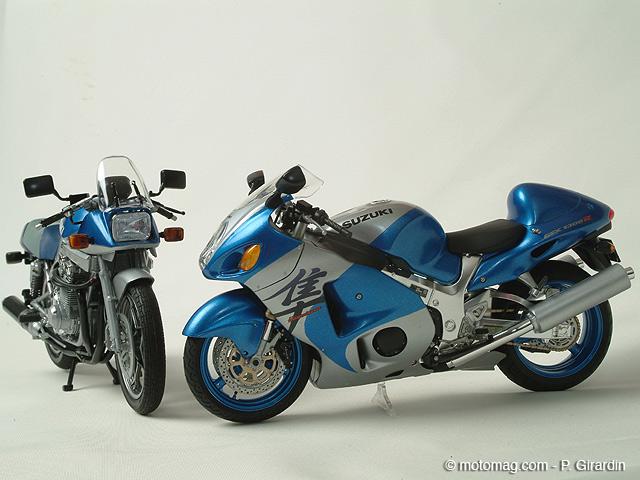 maquettes de moto   un club et des motards - moto magazine