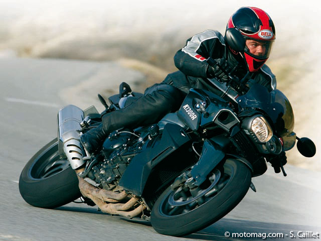 BMW K 1300 R : la confortable