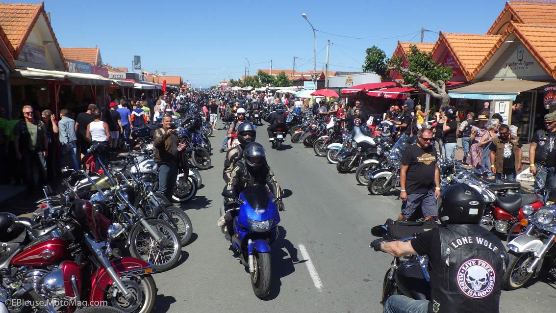 Reportage au Show Bike Aquitaine : le Daytona Beach à la française !