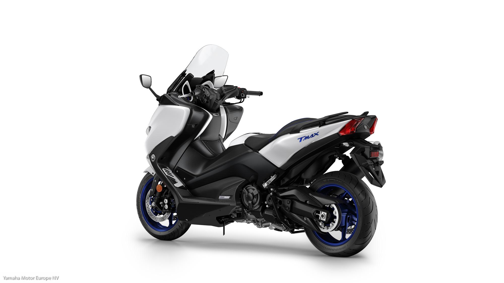 Yamaha TMax SX : toujours le Maximum !