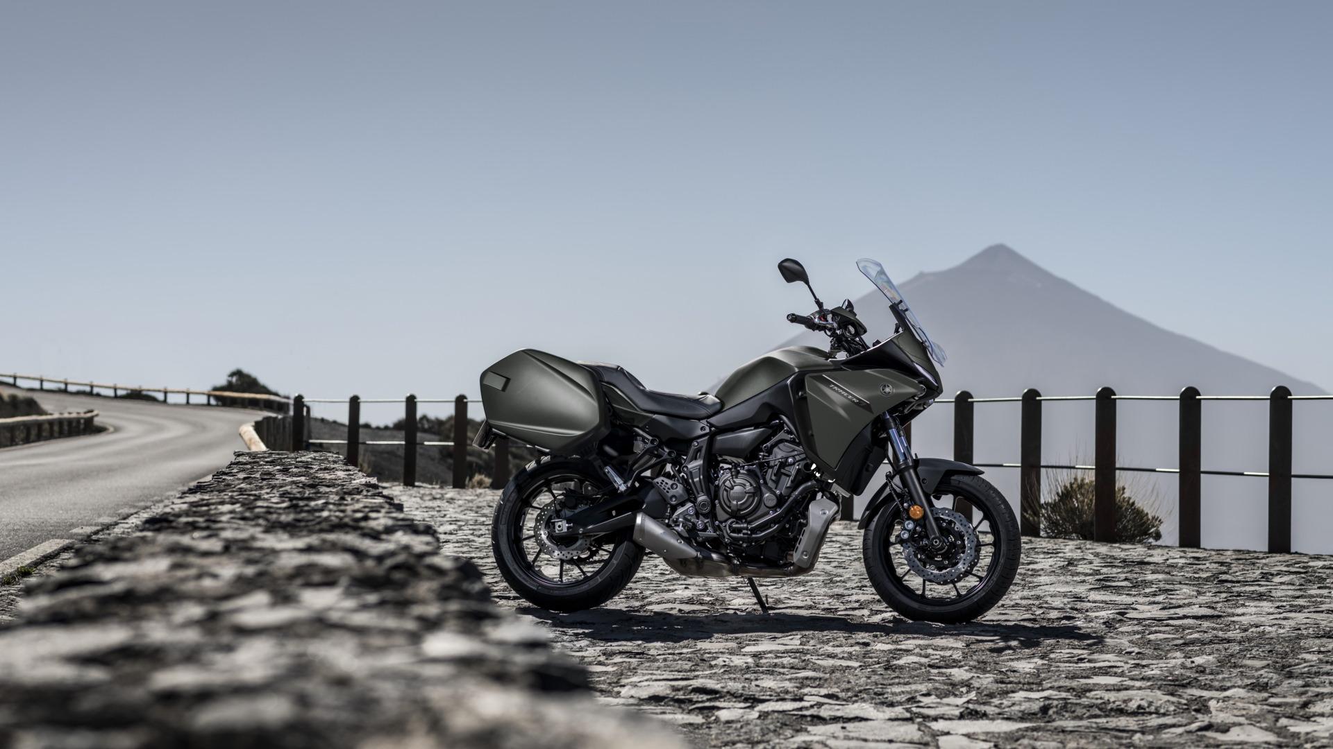 Yamaha Tracer 7 GT 2021 : un nouveau nom, et toujours un bon plan ?