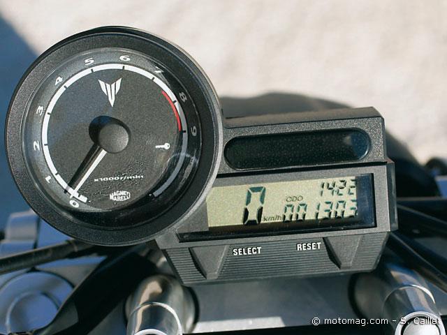 Comparatif Yamaha 660 MT-03 / Kawasaki 650 ER-6n / Suzuki ...
