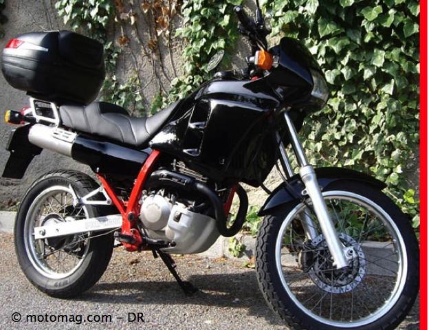 honda 250 nx moto magazine leader de l actualit de la moto et du motard. Black Bedroom Furniture Sets. Home Design Ideas