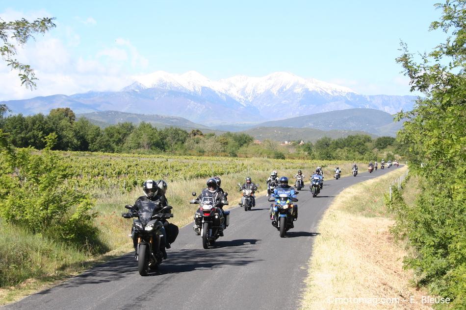 Rencontre motard pour balade