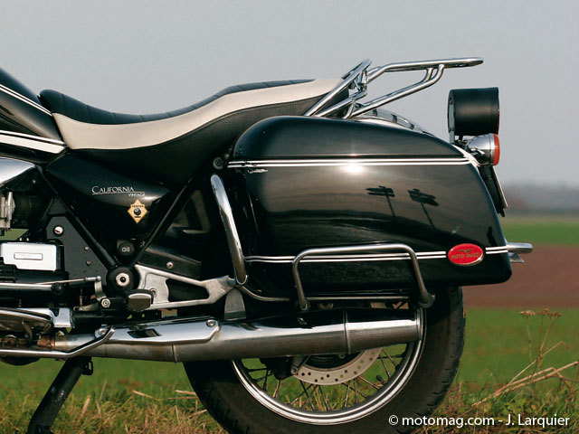 Moto Guzzi 1100 Vintage : re-looking
