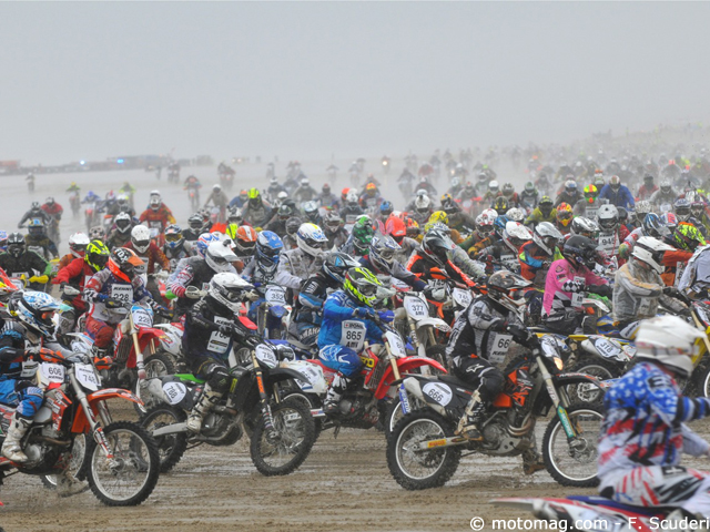 Enduropale 2014 : toujours aussi populaire