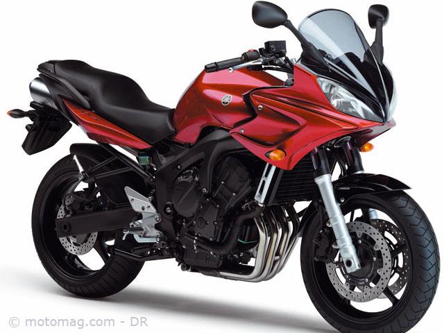 yamaha fz6 fazer 600 moto magazine leader de l actualit de la moto et du motard. Black Bedroom Furniture Sets. Home Design Ideas