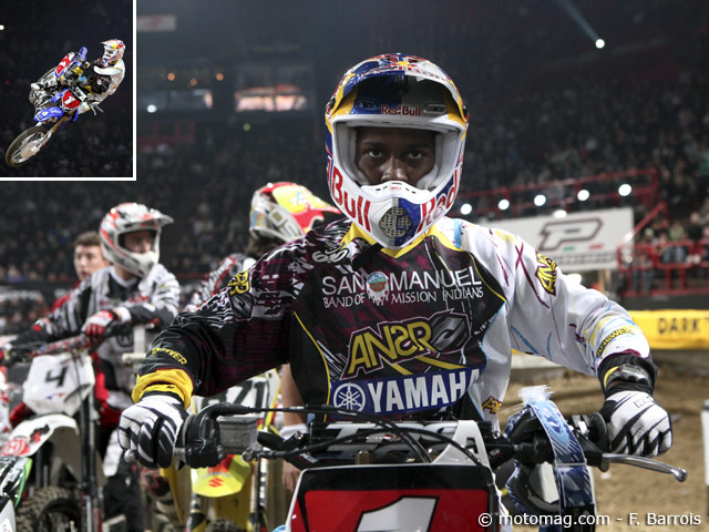 SX Bercy 2009 : Stewart toujours impressionnant