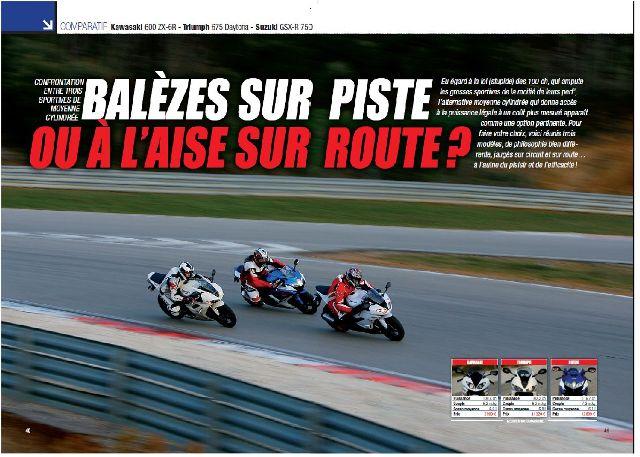 moto magazine n 264 f vrier 2010 moto magazine. Black Bedroom Furniture Sets. Home Design Ideas
