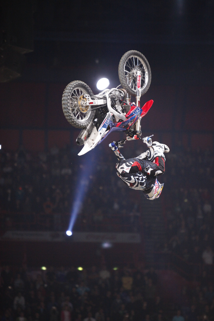 Sx de Bercy : Freestyle en 4-temps
