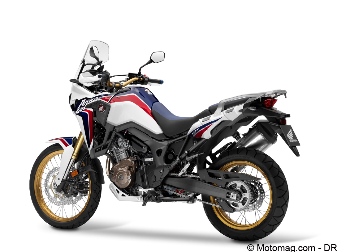 nouveaut moto 2016 honda crf 1000 l africa twin moto. Black Bedroom Furniture Sets. Home Design Ideas
