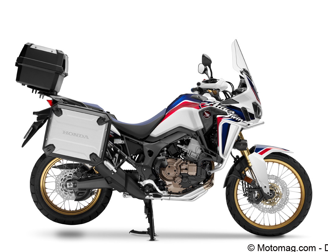 nouveaut moto 2016 honda crf 1000 l africa twin moto. Black Bedroom Furniture Sets. Home Design Ideas